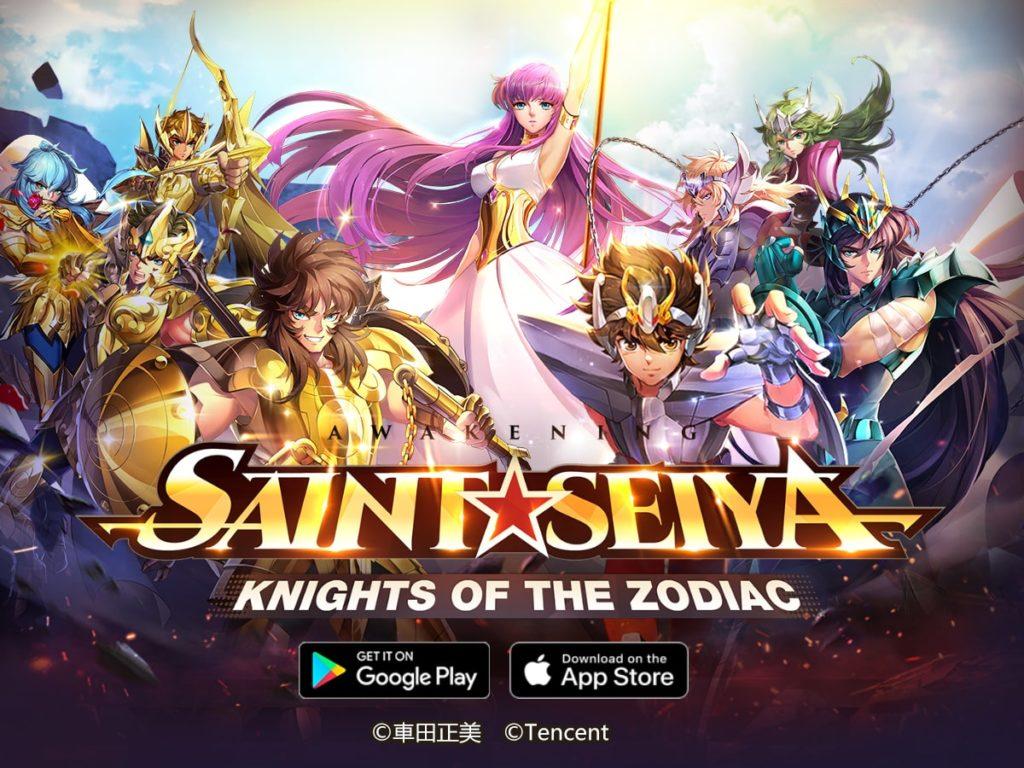 Saint Seiya Awakening Knights of the Zodiac